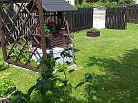 Zákoutí studny - chata k pronajmutí Roudná