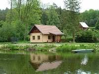 Chata k pronájmu - dovolená Pelhřimovsko rekreace Bečice