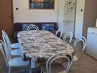 Apartmán II kuchyně - Strmilov