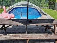 Bazén - Strmilov