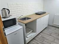 III.Apartmán kuchyně