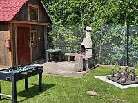Zahradní chata - Strmilov