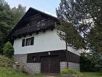 Chata k pronajmutí - okolí Nových Chalup