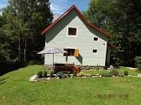 ubytování Polžov na chatě k pronájmu