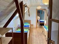 Ložnice v patře (4 a 3 lůžka) - Sumrakov