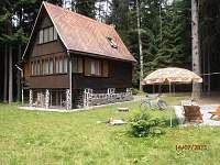 Chaty a chalupy Ratmírovský rybník na chatě k pronájmu - Leština