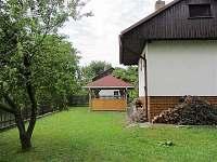 Ubytování Kubínovi_Domanín_ Chata s Pergolou