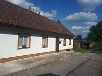 Ubytování Plešovice - chalupa k pronájmu Zlatá Koruna - Plešovice