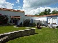Zahrada - Lhenice