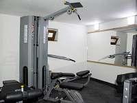 Fitness - chalupa ubytování Mirochov