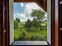 Výhled z ložnice - Přední Výtoň