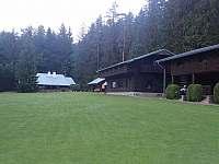 Areál od rybníka Holub - ubytování Nová Olešná