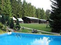 ubytování Česká Olešná v penzionu na horách