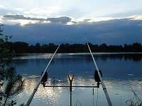 Rybaření - pískovny, řeky...