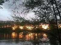 Zapad slunce - Dubné