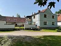 Jarošov nad Než. léto 2018 ubytování