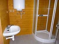 koupelna WC + sprch.box