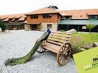 ubytování na Táborsku Penzion na horách - Horní Chrášťany