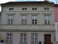 Rodinný dům na horách - okolí Lčovic