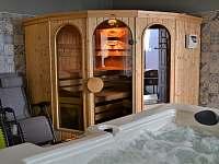 ubytování Krušlov v rodinném domě