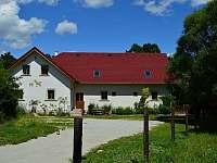 ubytování Hamr u Veselí nad Lužnicí v penzionu
