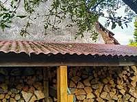 připravené dřevo - Netolice