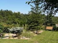 zahrada s posezením - Rapšach