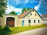 Chalupa k pronajmutí - Blato u Nové Bystřice - Česká Kanada Jižní Čechy