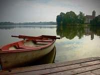 Okolí chalupy - k pronajmutí Blato u Nové Bystřice - Česká Kanada