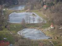 Tehdejší obec Gebharz - nyní obec Skalka