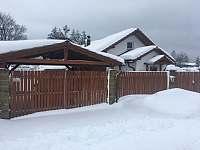 Chalupa k pronájmu - zimní dovolená Volary