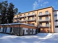 budova - apartmán ubytování Lipno nad Vltavou