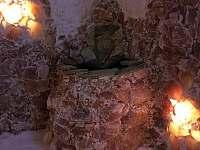 solná jeskyně - apartmán k pronájmu Lipno nad Vltavou
