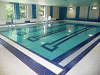 ubytování s vnitřním bazénem Jižní Čechy