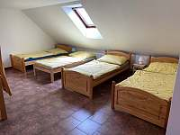 ..Apartmán č.1 (4-6 lůžek) - ubytování Stará Hlína