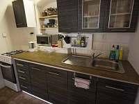 Apartmán 1 - kuchyň - Jilem