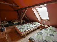 Apartmán 1 - Ložnice 1 - Jilem