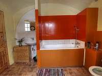 Apartmán 2 - Koupelna - chalupa k pronájmu Jilem