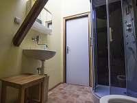 Apartmán 3 - Koupelna - Jilem