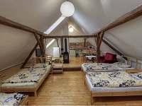 Apartmán 3 - ložnice - Jilem