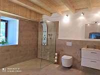 koupelna pro ložnici 2 - chalupa ubytování Radomilice