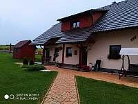 Apartmán ubytování v obci Křesanov