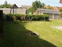 zahrada u chaty