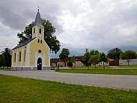 Chalupa k pronajmutí - okolí Boršova nad Vltavou
