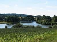 další rybník za domem