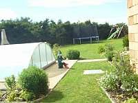 Zahrada - chalupa k pronajmutí Maršov