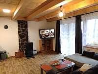 apartmán 2 obývák - chata k pronájmu Smržov u Lomnice nad Lužnicí