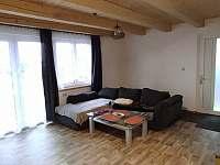 apartmán 2 obývák - Smržov u Lomnice nad Lužnicí