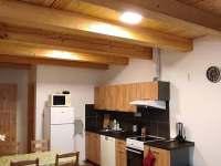 kuchyně apartmán 2 - Smržov u Lomnice nad Lužnicí