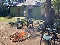 ohniště - chata ubytování Smržov u Lomnice nad Lužnicí